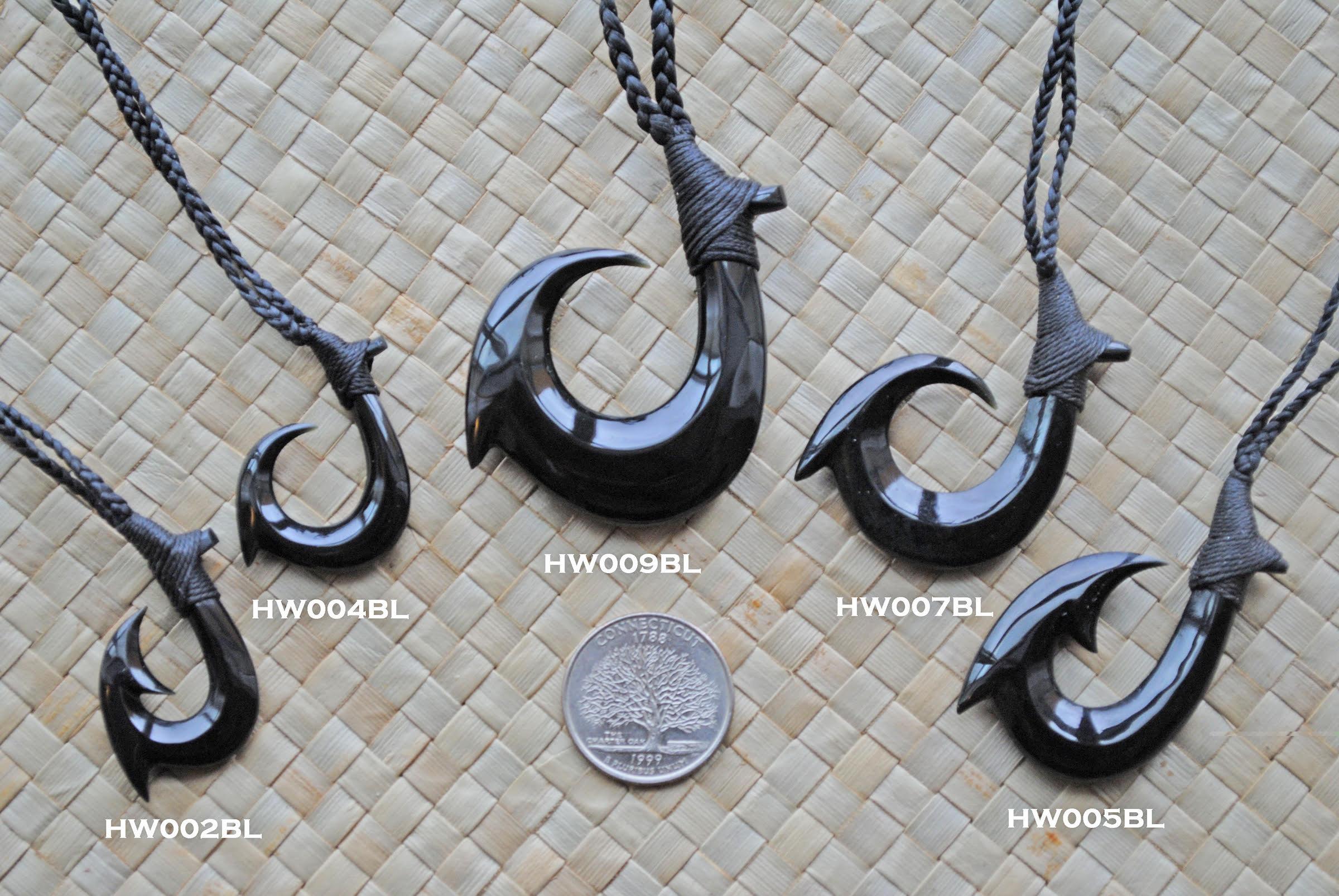 Black Jade Hooks